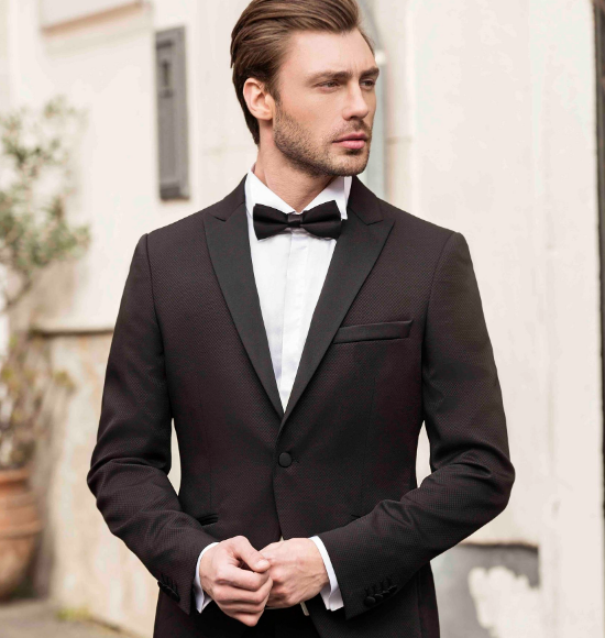 Elegance Collection Guidi by Innocentia Made To Measure Suit 9159536-263