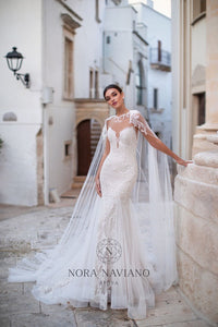 Italian Dream 'Mia' Nora Naviano Sposa RTW 20021-392 Ready To Wear European Bridal Wedding Gown Designer Philippines
