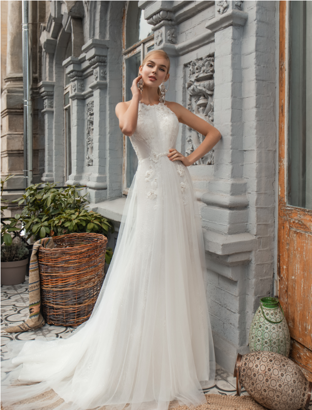 Casablanca 'Jana' Innocentia RTW INW 2040-410 Ready To Wear European Bridal Wedding Gown Designer Philippines
