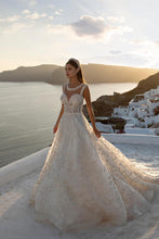 Load image into Gallery viewer, Santorini Vibes Ricca Sposa RTW 21-013-895 Ready To Wear European Bridal Wedding Gown Designer Philippines
