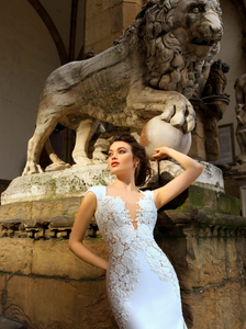 Renascence 'Caterina Cybo' Innocentia RTW INWI 1807-310 Ready To Wear European Bridal Wedding Gown Designer Philippines