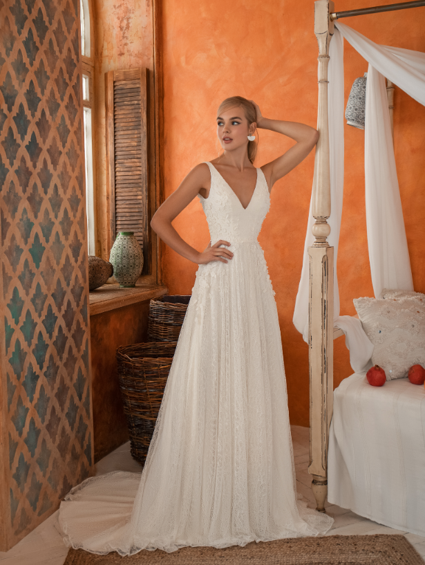 Casablanca 'Renata' Innocentia RTW INW 2054-400 Ready To Wear European Bridal Wedding Gown Designer Philippines