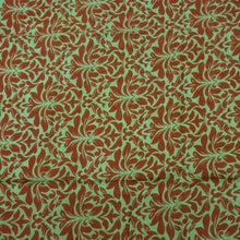 Load image into Gallery viewer, Global Crafts - Olive Floral Cotton Scarf - Asha Handicrafts