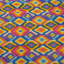 Load image into Gallery viewer, Global Crafts - Multicolored Kilim Cotton Scarf - Asha Handicrafts