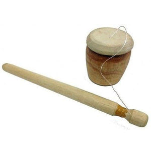 Cricket Twirl Instrument Handmade and Fair Trade