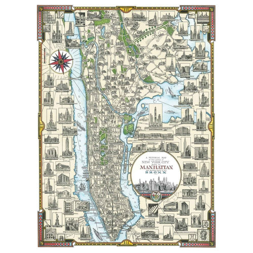 New York Map Journal