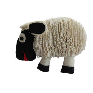 Global Crafts - Felted Friend Sheep Design -