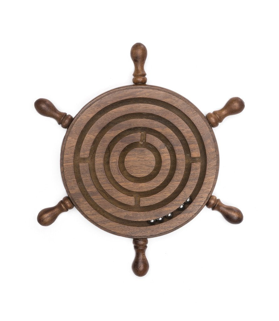Global Crafts - Nautical Labyrinth - Matr Boomie