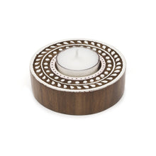 Load image into Gallery viewer, Global Crafts - Aashiyana Tea Light Holder - Vine - Matr Boomie (Candle)