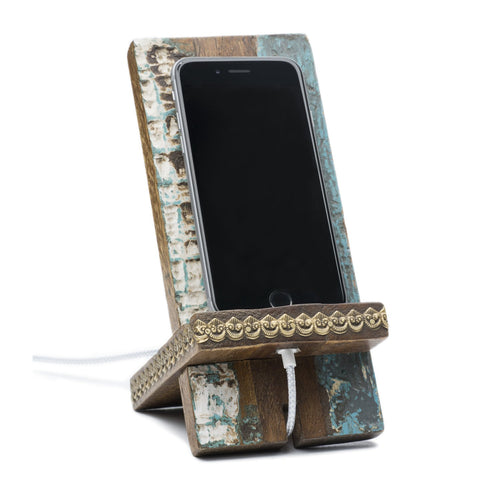 Global Crafts - Puri Beach House Smartphone Dock - Matr Boomie (B)