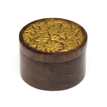 Load image into Gallery viewer, Global Crafts - Kashvi Keepsake Box - Vines - Matr Boomie (B)