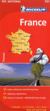 Load image into Gallery viewer, Michelin France Map 721 (Maps/Country (Michelin)): Michelin: 9782067170988: Amazon.com: Books