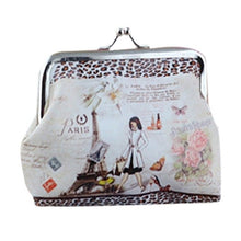 Load image into Gallery viewer, Explorations-SFI:  Fashion Purse - Paris and Eiffel Tower