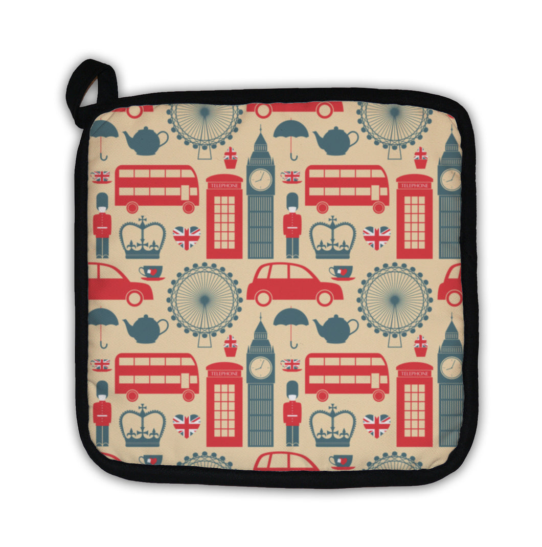 Potholder, London