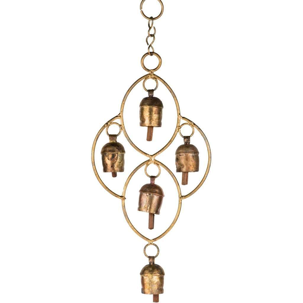 Global Crafts - Ananda Bliss Chime - Matr Boomie (Bell)