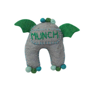 Global Crafts - Felt Sea Tooth Monster - Global Groove
