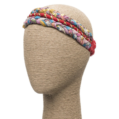 Global Crafts - Priya Sari Headband- Assorted - Matr Boomie (A)