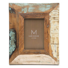Load image into Gallery viewer, Global Crafts - Puri Beach House Wood Frame - Matr Boomie (P)