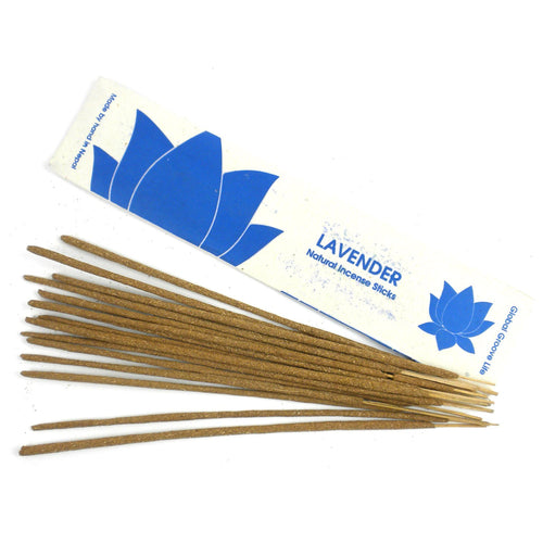 Global Crafts - Stick Incense, Lavender - Global Groove (I)