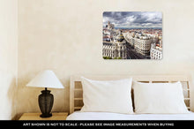 Load image into Gallery viewer, Metal Panel Print, Madrid