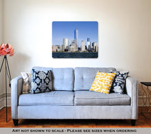 Load image into Gallery viewer, Metal Panel Print, New York City Downtown W Freedom Tower 2014