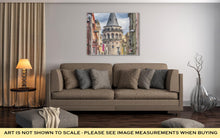 Load image into Gallery viewer, Gallery Wrapped Canvas, Istanbul Galata Tower