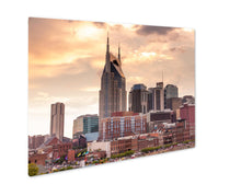Load image into Gallery viewer, Metal Panel Print, The Parthenon Nashville Tennessee