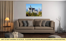Load image into Gallery viewer, Gallery Wrapped Canvas, Amazing Neuschwanstein Castle