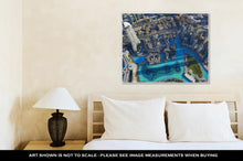 Load image into Gallery viewer, Gallery Wrapped Canvas, Dubai City View