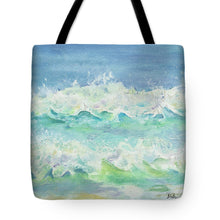 Load image into Gallery viewer, Las Olas Square II Tote Bag