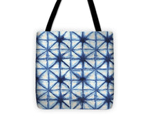 Load image into Gallery viewer, Explorations-SFI: Shibori Iv Tote Bag