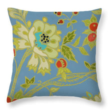 Load image into Gallery viewer, Berry Cherry II Throw Pillow