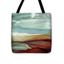 Load image into Gallery viewer, Explorations-SFI: New Sky Square Tote Bag