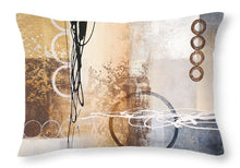 Load image into Gallery viewer, Explorations-SFI: Intersections I Throw Pillow
