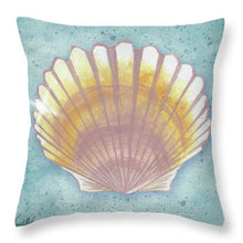Load image into Gallery viewer, Explorations-SFI: Mermaid Treasure V Throw Pillow