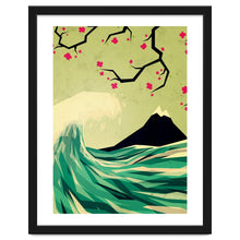 Load image into Gallery viewer, Falling In Love Art Print