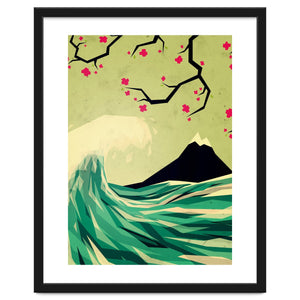 Explorations-SFI: Falling In Love Art Print