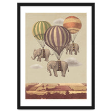 Load image into Gallery viewer, Explorations-SFI: Flight Of The Elephants Art Print
