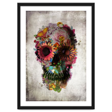 Load image into Gallery viewer, Explorations-SFI: The Skull Art Print