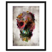 Load image into Gallery viewer, Explorations-SFI: The Skull Framed Artwork