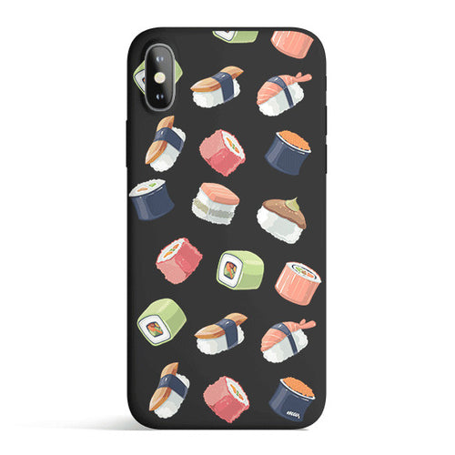 Explorations-SFI: Sushi Lover - Colored Candy Matte TPU iPhone Case Cover
