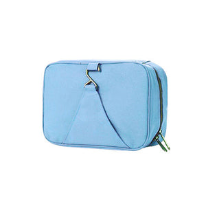 Explorations-SFI: Travel Hanger Toiletries Bag