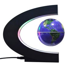 Load image into Gallery viewer, Explorations-SFI: Magnetic Levitation Globe for Desk