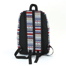 Load image into Gallery viewer, Explorations-SFI: Elephant Trim Backpack in Canvas Material