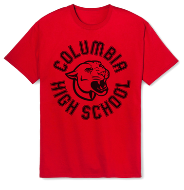 CHS RED COUGAR T-SHIRT