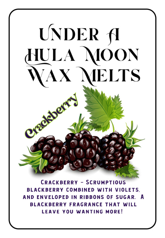 """Crackberry"" Wax Melts"