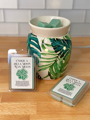 """Erin Go Bragh"" Wax Melts"