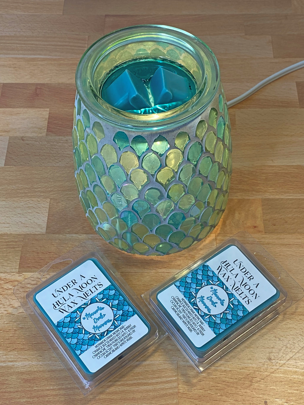 Mermaids Drink Mermosas Wax Melts