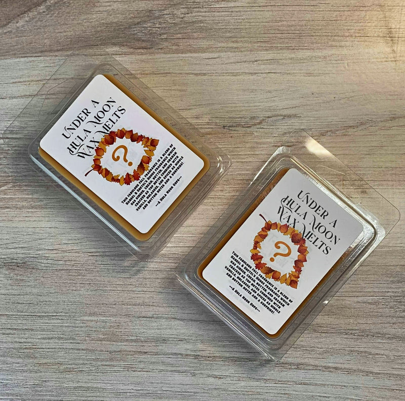 "OOPS HHC ""Turkey Virgin"" Mystery Wax Melts"