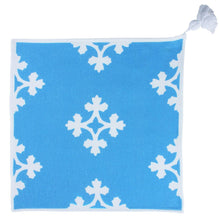 Load image into Gallery viewer, Place Mat-SnowFlakes (Blue)